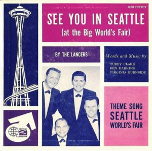 Lancers See You in Seattle Album Cover